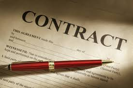 iPad Consignment Software - contracts