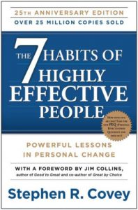 """Cover of """"7 Habits of Highly Effective People"""""""