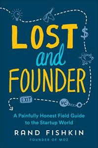 """Cover of """"Lost and Founder."""""""