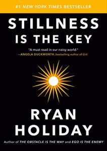 """Cover of """"Stillness is the Key."""""""