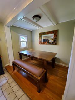 Photo - Raised Kitchen Dining Area