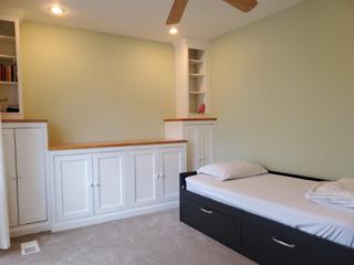 Photo - Bedroom Built Ins