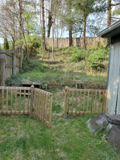 Photo - Left Side Entrance To Extended Backyard