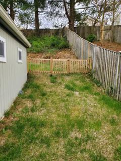 Photo - Right Side To Extended Back Yard