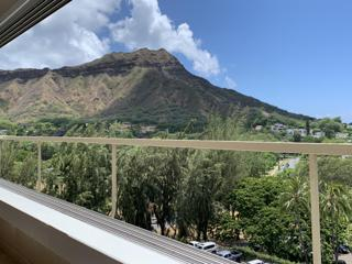Diamond Head View