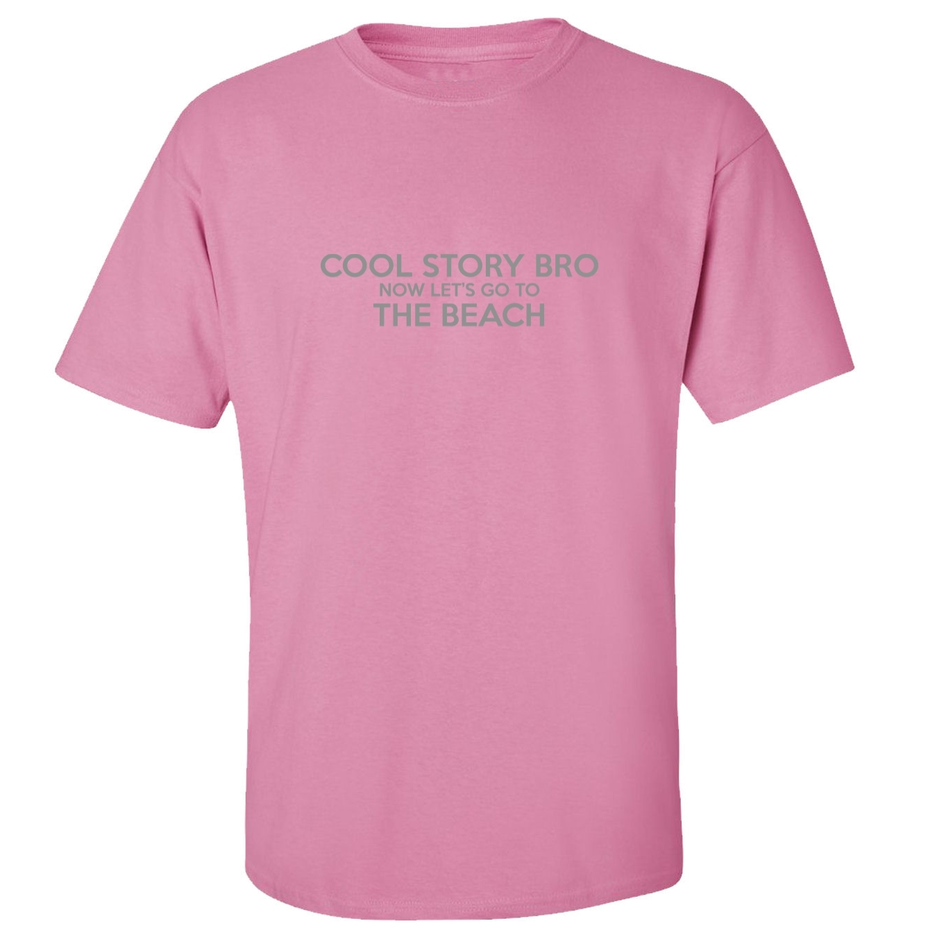 Mashed Clothing Cool Story Bro Let's Go To Beach Adult T-Shirt at Sears.com