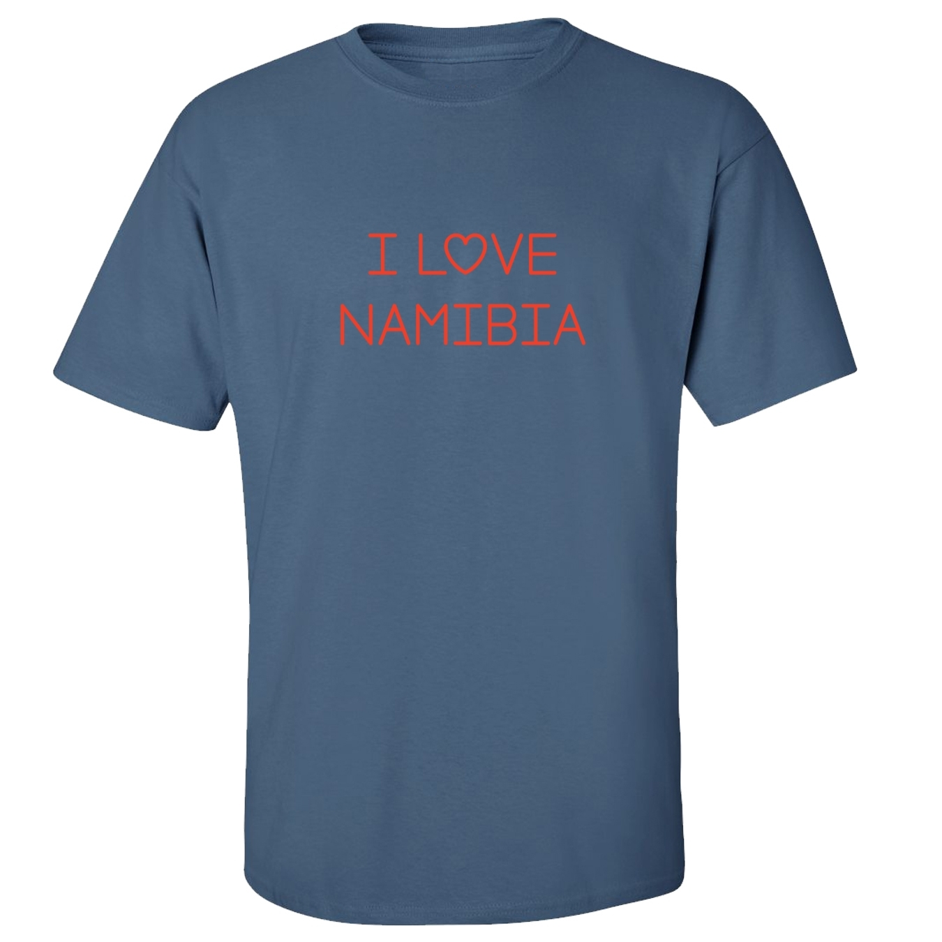 Mashed Clothing I Love Namibia Adult T-Shirt at Sears.com