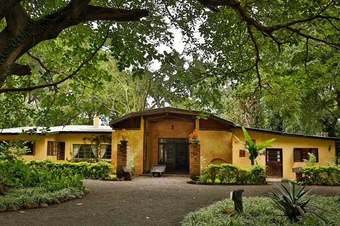 Rivertrees Lodge's Farmhouse in Tanzania. Photo: Rivertrees Lodge
