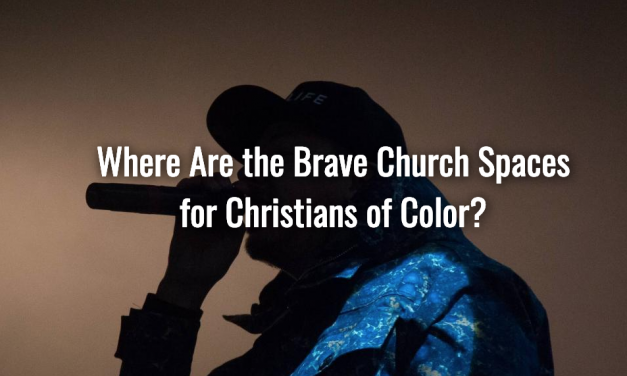 Without Permission – Building Brave Space for Christians of Color