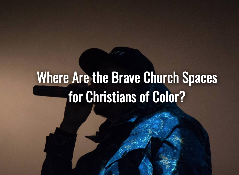 Some Updates and Holding Space for Christians of Colour