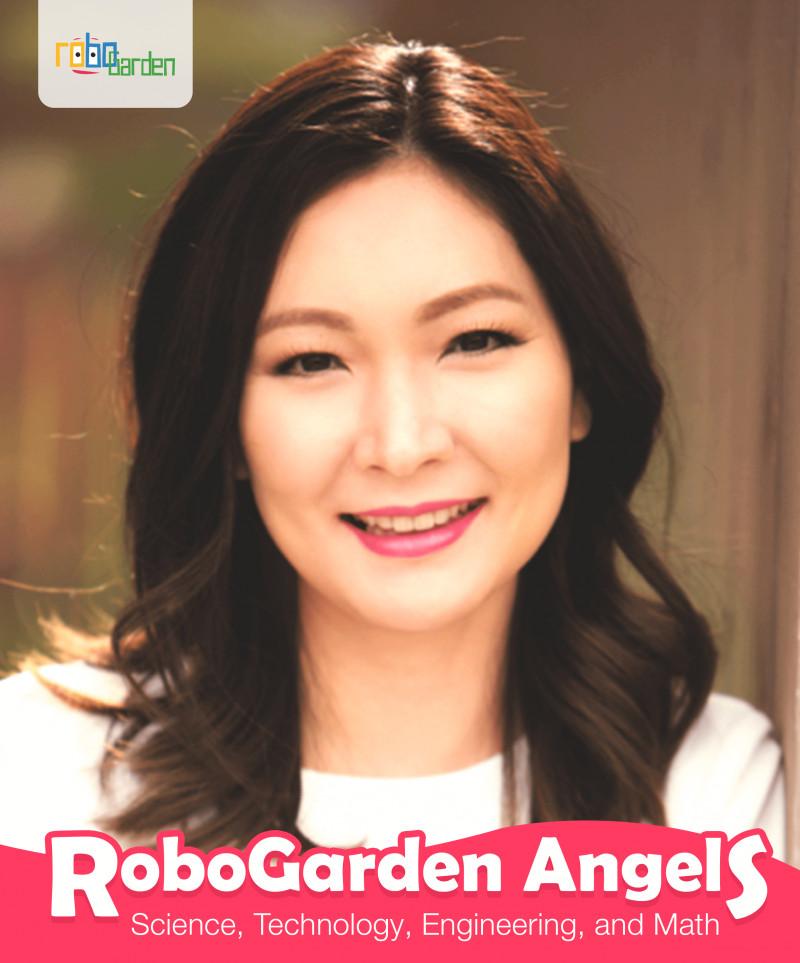 RoboGarden STEAM Angels - Rena Tabata