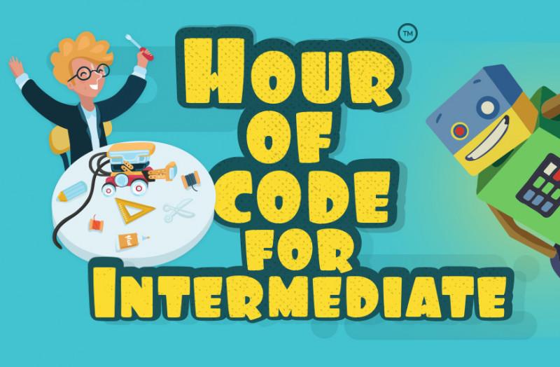 RoboGarden | Hour of code for intermediate