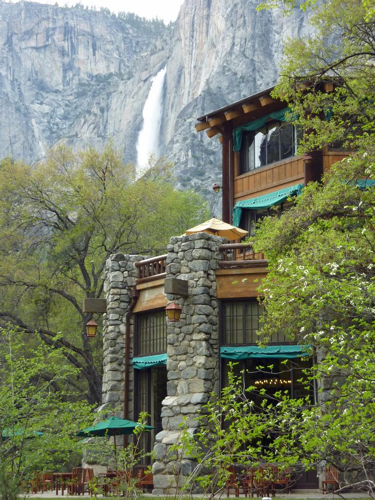 Ahwahnee Yosemite Falls