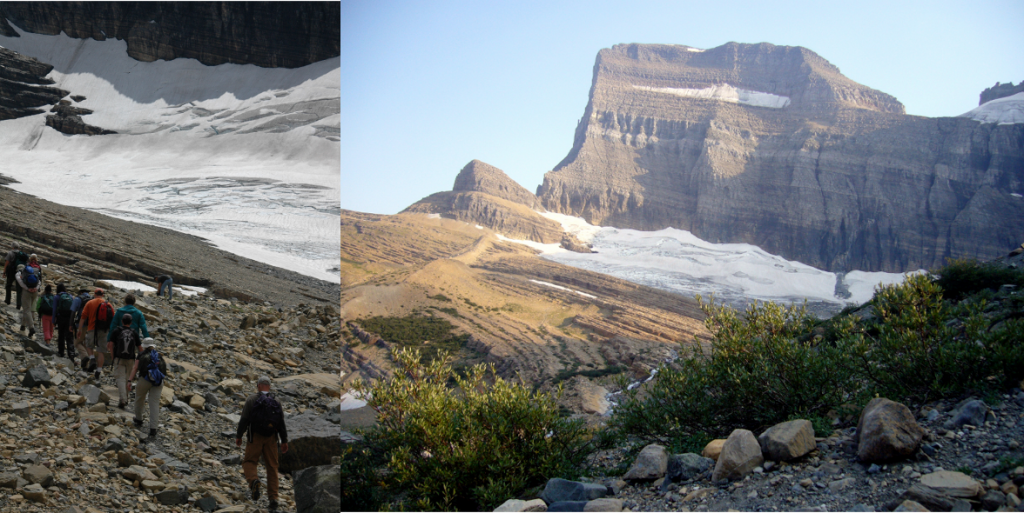 Grinnell Glacier Today