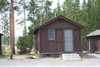 Yellowstone National Park Cabins