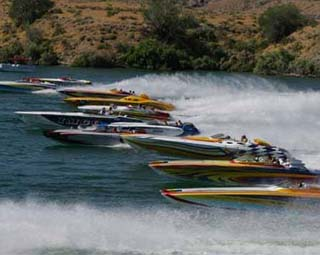 Speed Boat Races