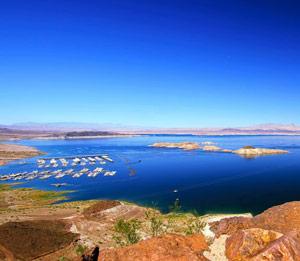Lake Mead scenic