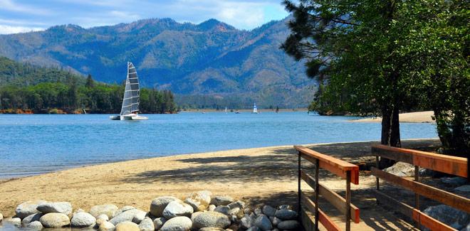 Experience Trinity Lake