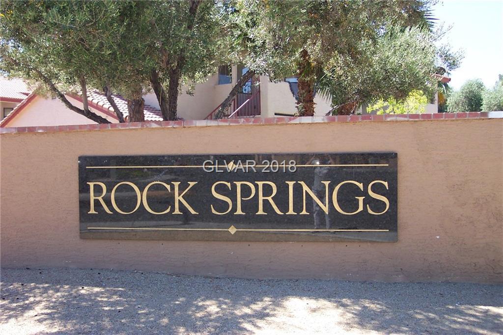 845 ROCK SPRINGS