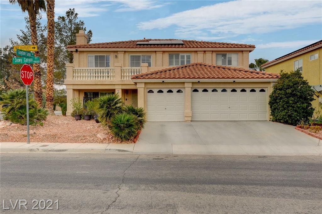 9861 Snowy Canyon CT