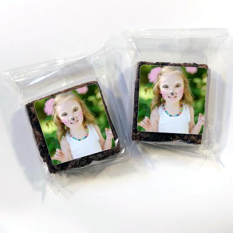 Designer 2-Pack Brownies