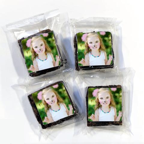 Designer 4-Pack Brownies