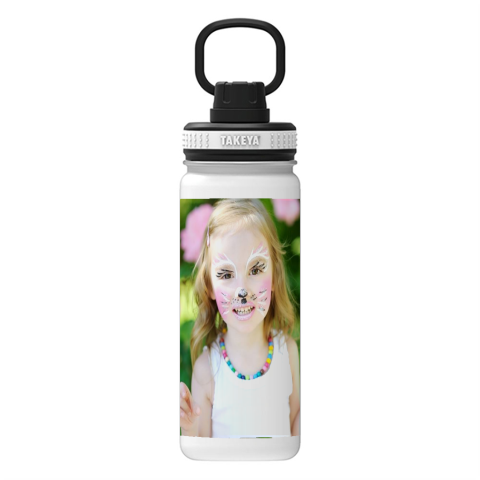 Designer Premium 18oz Insulated Water Bottle