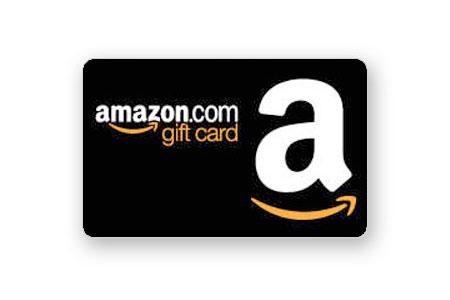 $25 Amazon Card