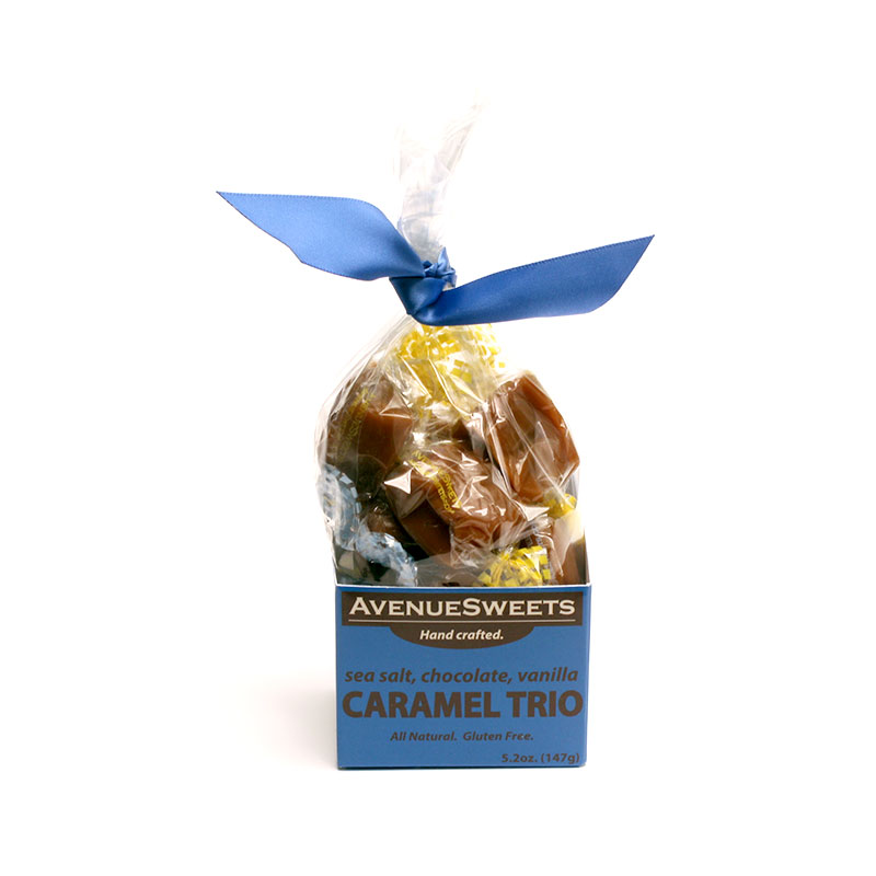 SeaSalt Caramels
