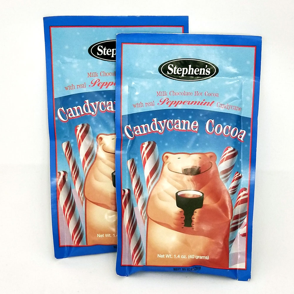 2-pack Stephen's Hot Cocoa