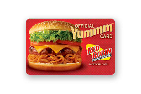 $25 Red Robin