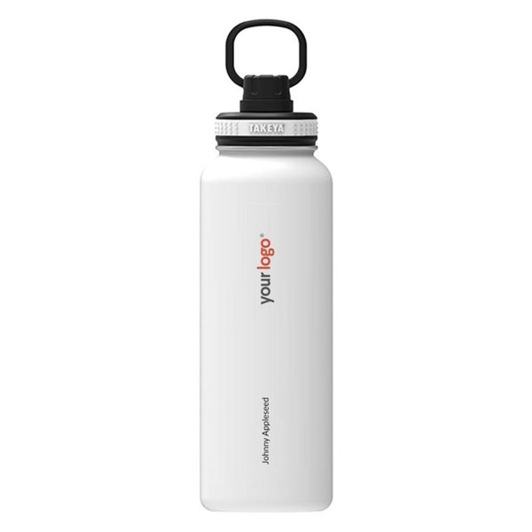 Premium Insulated 40oz Water Bottle