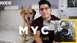 Cesar Berrones | Master Your Craft Submission | My RODE Reel