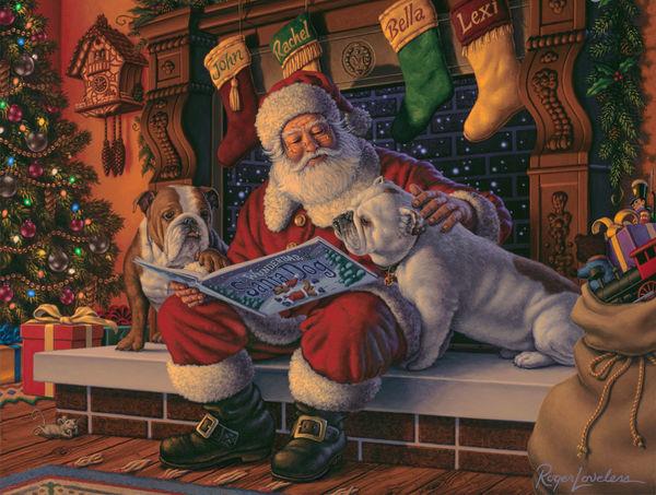 Santadogs