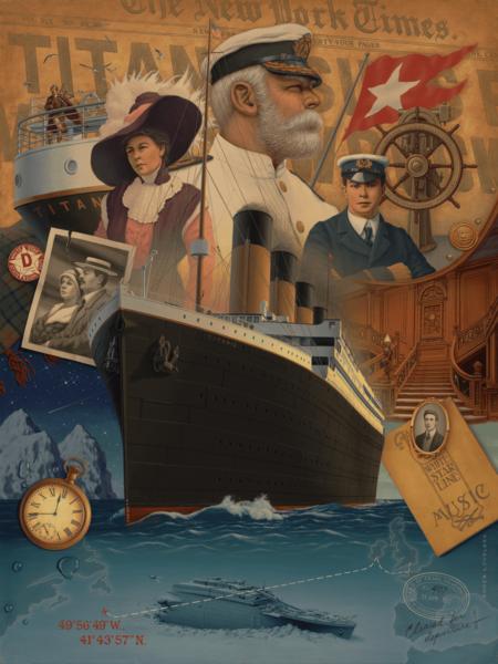 Titanic: Original