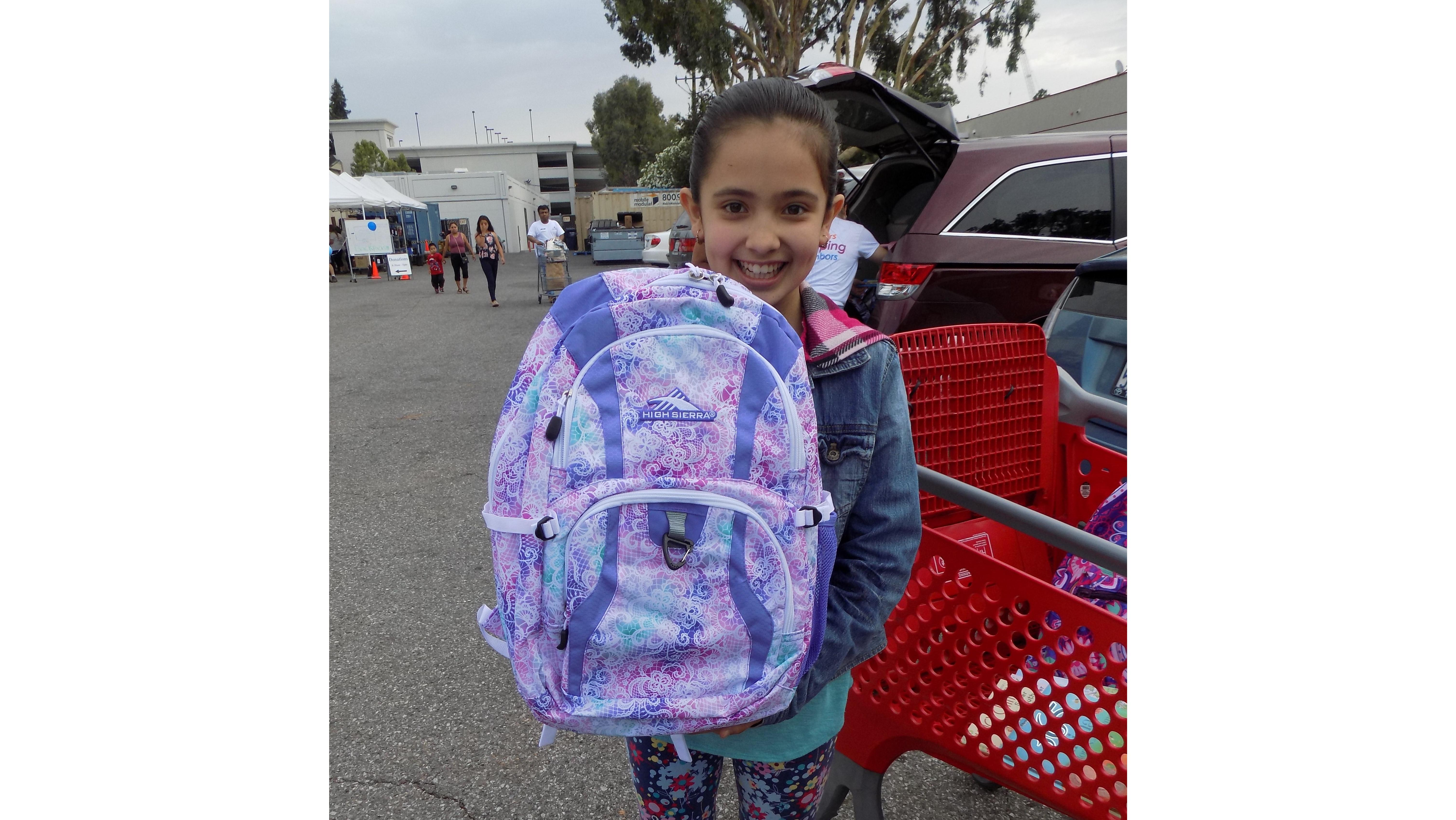 Backpack Companies That Donate   Fitzpatrick Painting