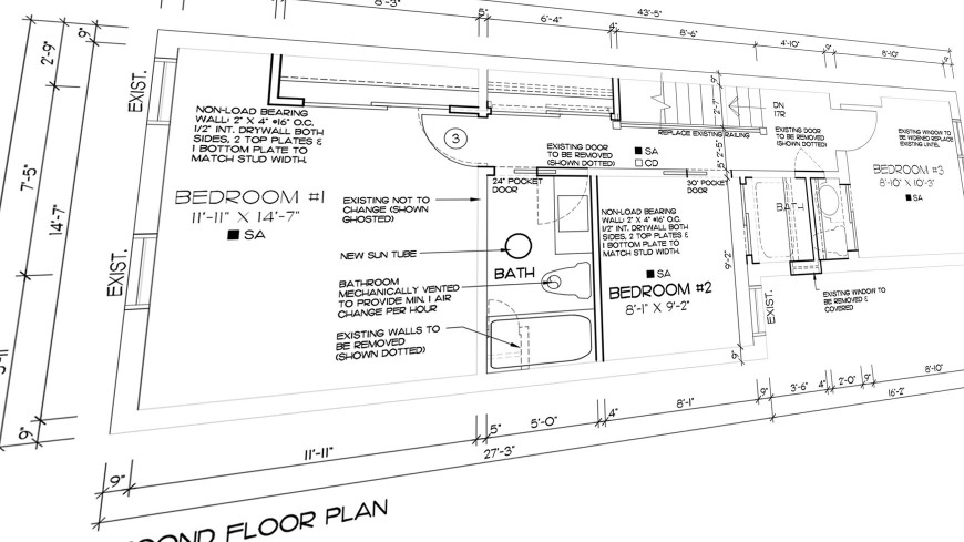new design and row house floor plans Row House Reno – Raw House Floor Plan