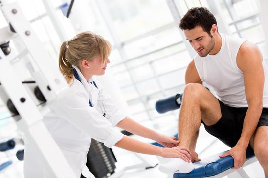 Sports Medicine Patient