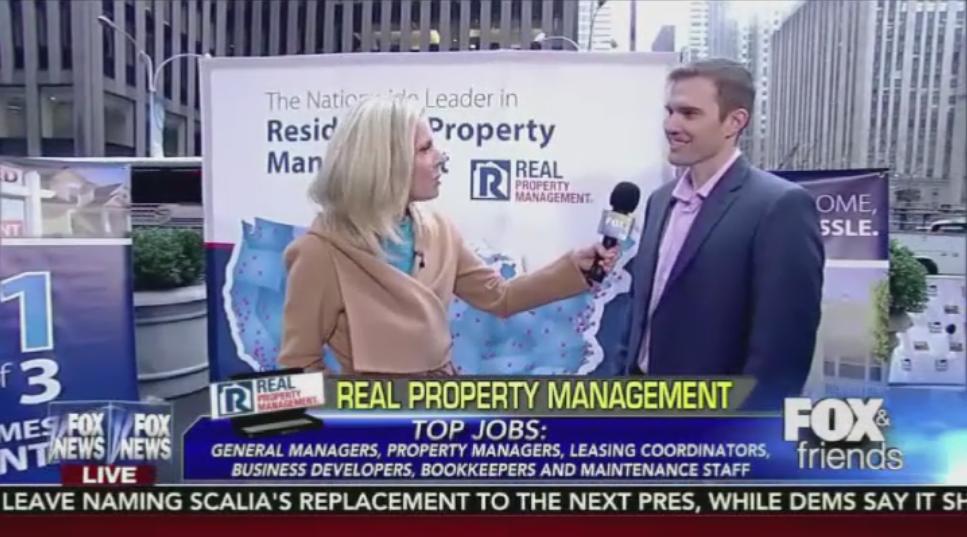 Property Management Franchise on Fox News