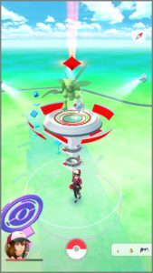 Pokemon Gym Screen Shot