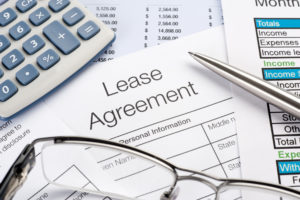 Lease legal concerns for renting out your home.