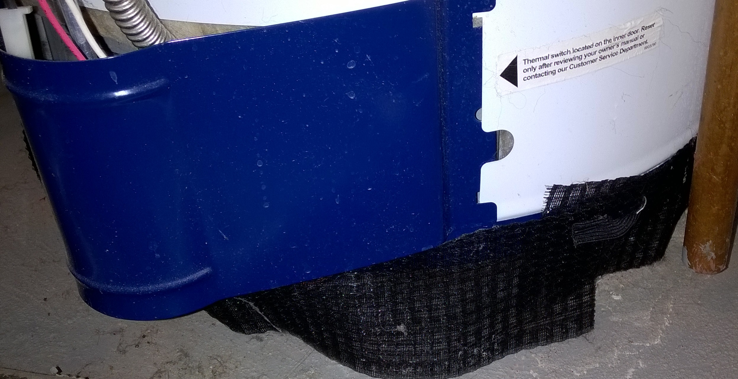 how to clean a air exchanger filters