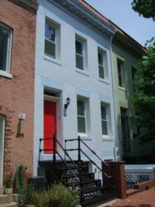 Christine's DC rental property.