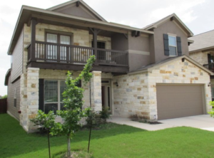 Christine's Texas rental property
