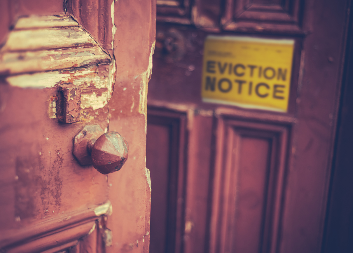 San Antonio Rental Property Eviction Notice