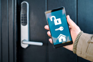 Jenks Home Security System with Smartphone Capabilities