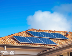 Solar Panels on Coral Gables Rental Home