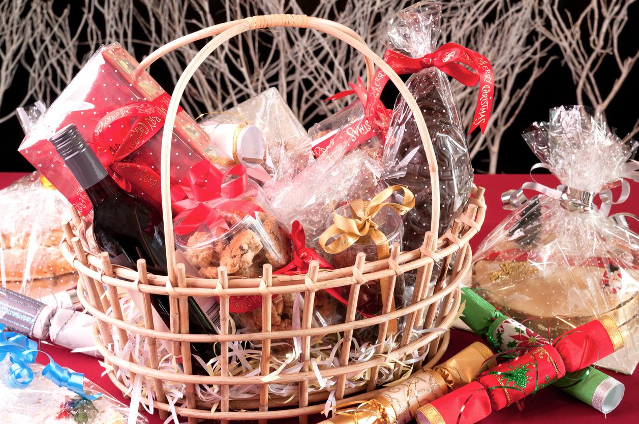 Christmas Gift Basket for Palmetto Bay Tenants