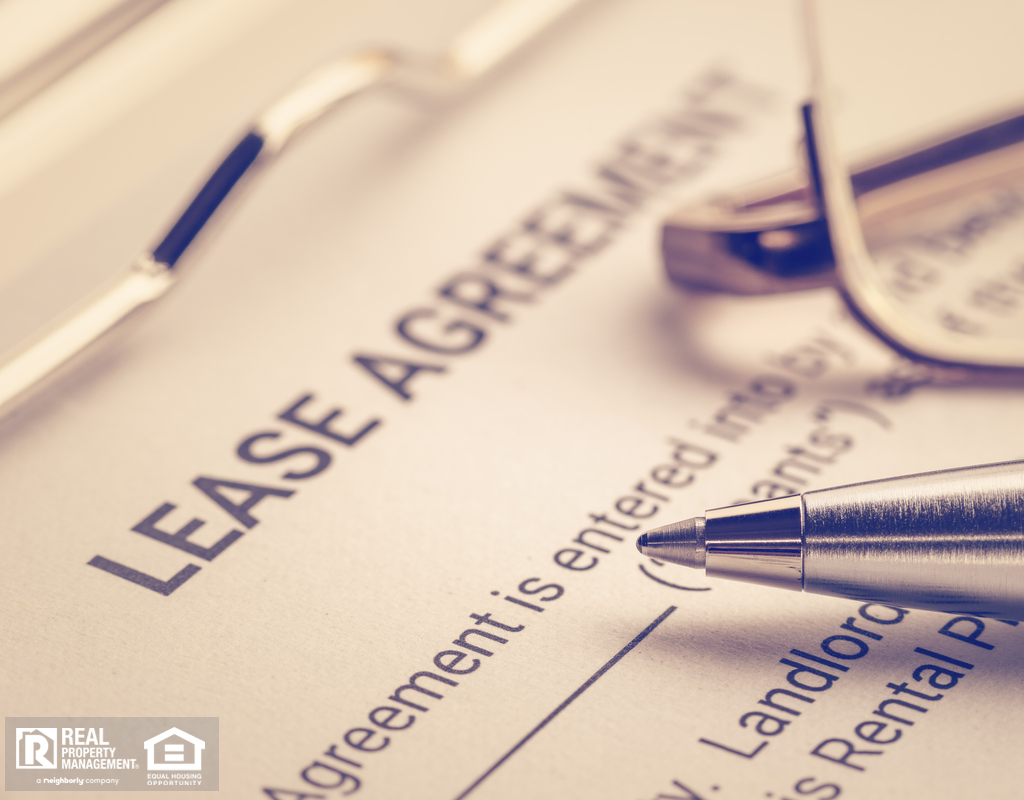 Unsigned Miami Rental Agreement Contract