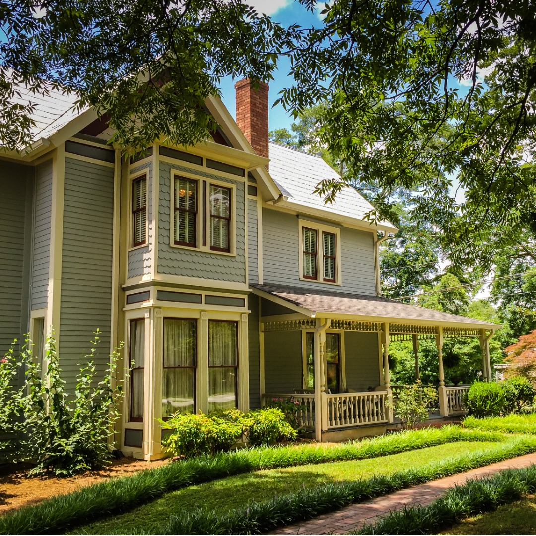 Victorian Home in Alpharetta GA